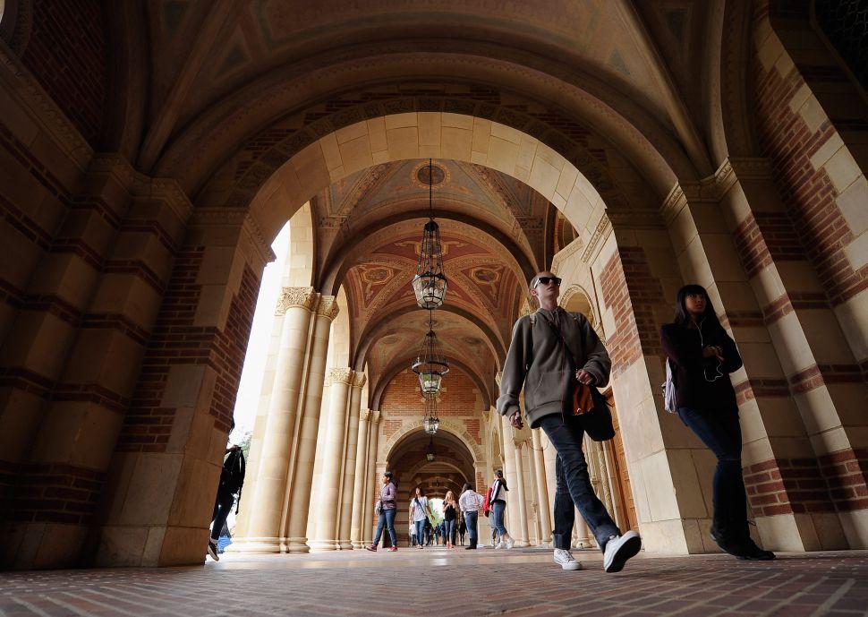 UCLA Shakeup: Latest Case of Campus Anti-Semitism