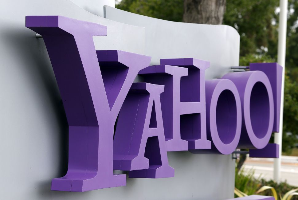 At Yahoo, a Case Study in Death by Leadership