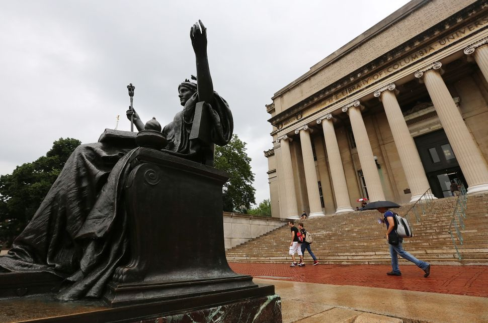 NYU, Columbia Students Protest University Fossil Fuel Policy