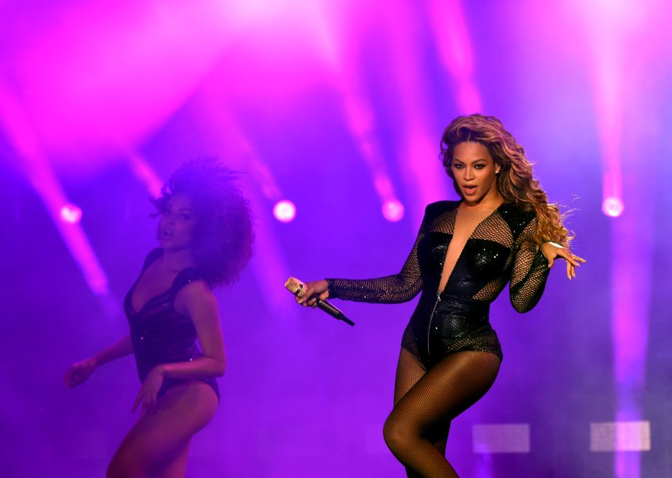 Is Beyonce Getting a Crack at the Next James Bond Theme Song?