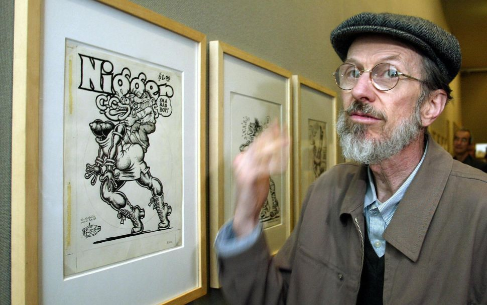 Robert Crumb Is Dead—to Me