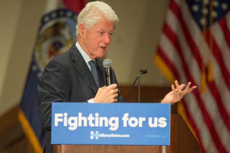 Bernie Campaign Calls Bill Clinton's 'Super Predator' Defense 'Unbelievable'