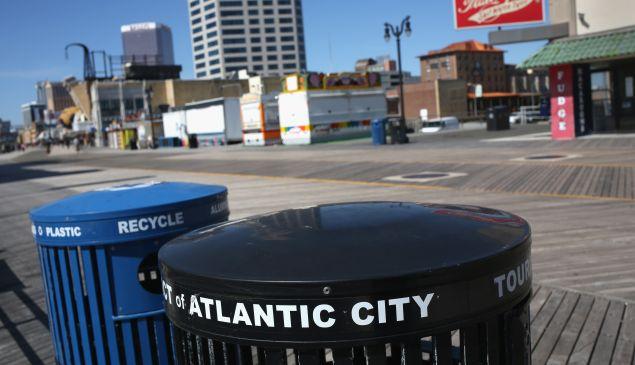Atlantic City.