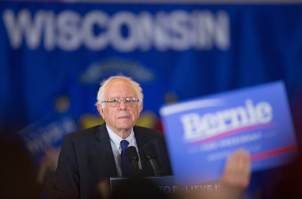 Bernie Sanders Beats Hillary Clinton in Wisconsin