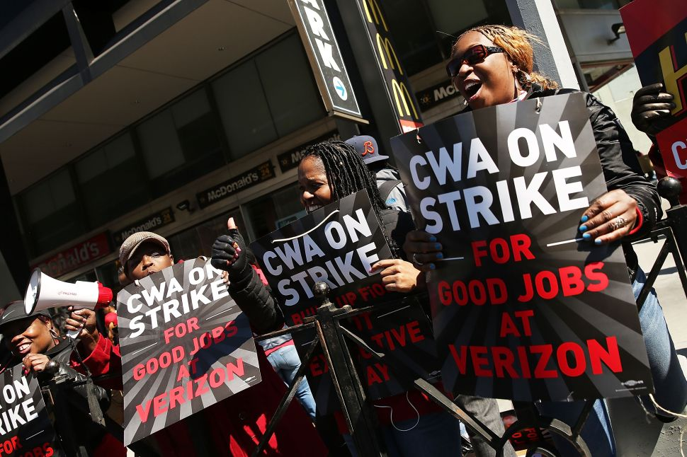 Afternoon Bulletin: The End Is Nigh for MetroCards, Verizon Workers Strike and More