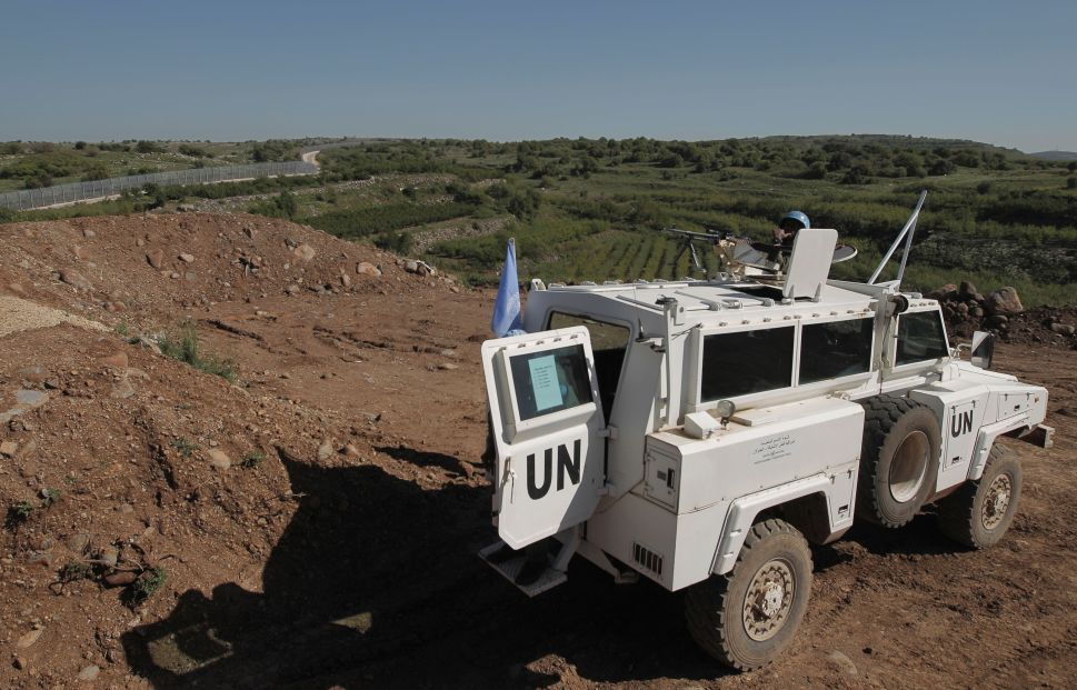 The UN's Demand That Israel Give the Golan Heights to ISIS