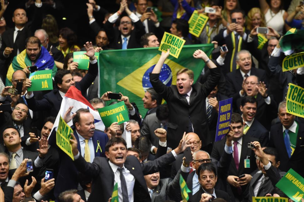 Will Brazil Trade One Troubled Leader for Another?