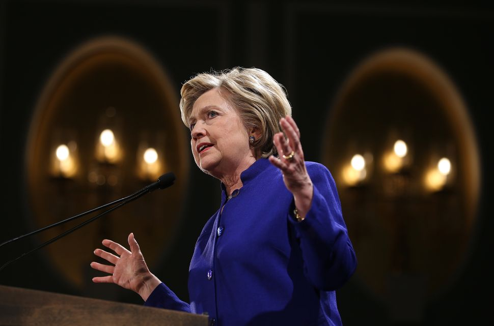 New York Has Done More for Hillary Than She Has for New Yorkers
