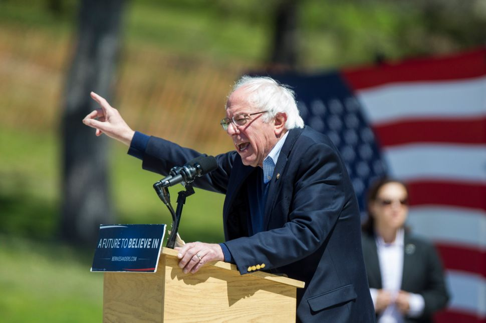 Sanders Defeats Trump for the Populist Crown