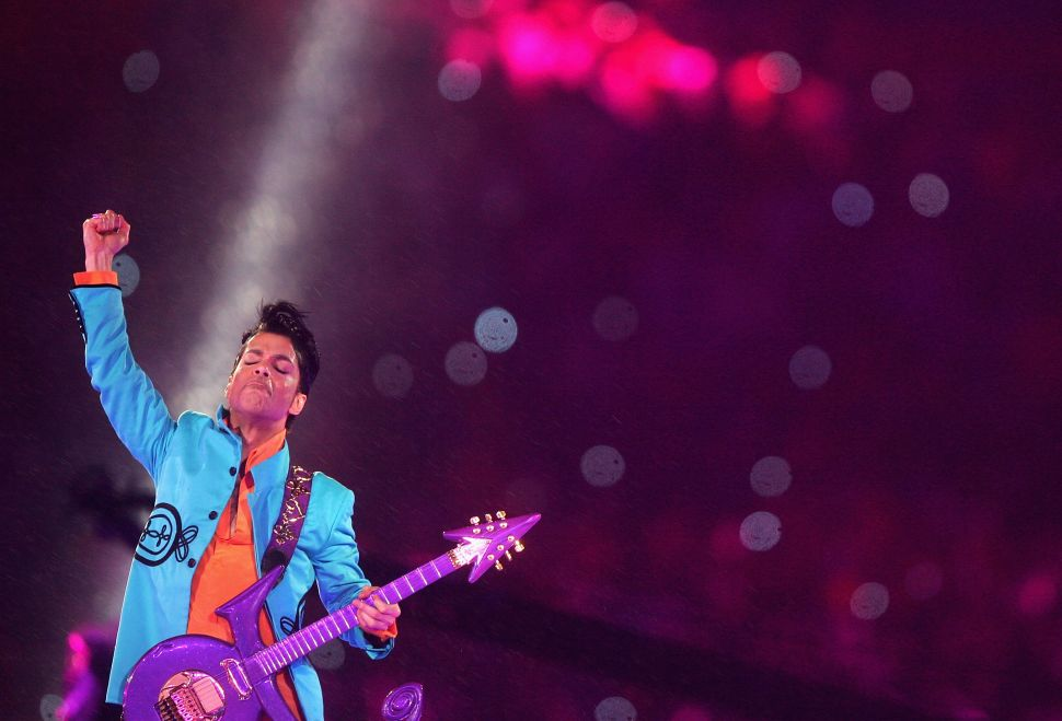 This Is All You Need to Hear to Understand Prince Was a Genius