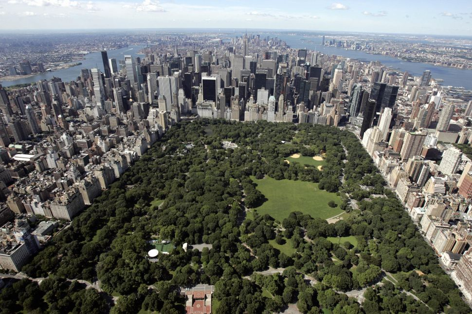 Afternoon Bulletin: Secret Part of Central Park Revealed and More