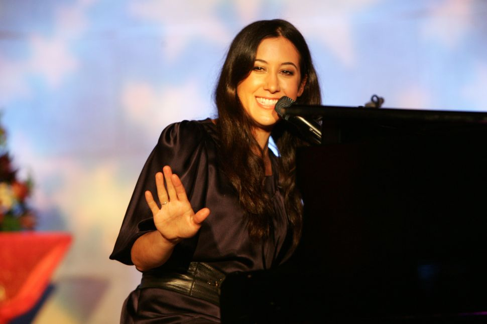 Soho Fairytale: Play on Vanessa Carlton's Pianos for $17,500 a Month