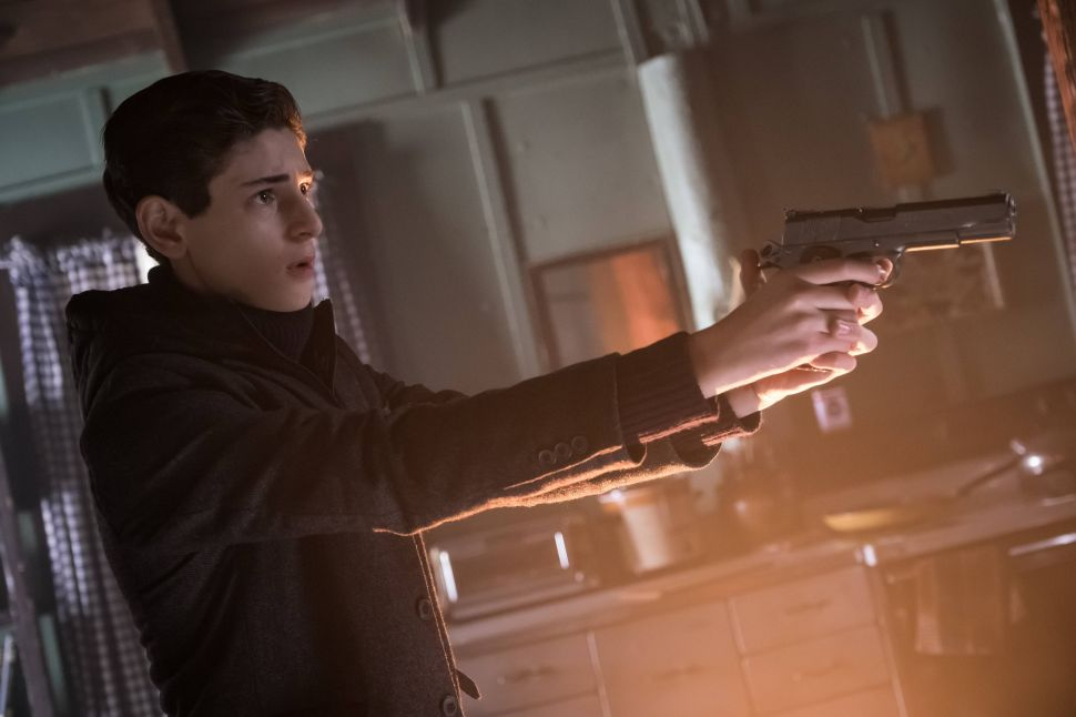 'Gotham' Reference Guide 2×18: Who is Azrael?