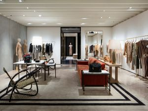 The first Balmain flagship in New York
