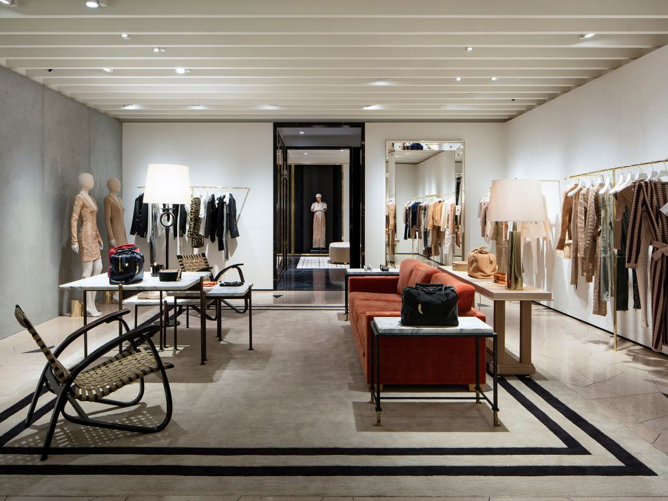Balmain's New York Flagship Is Finally Open For Business