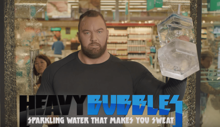 Stop What You Are Doing and Buy The Mountain's Sparkling Water (Video)