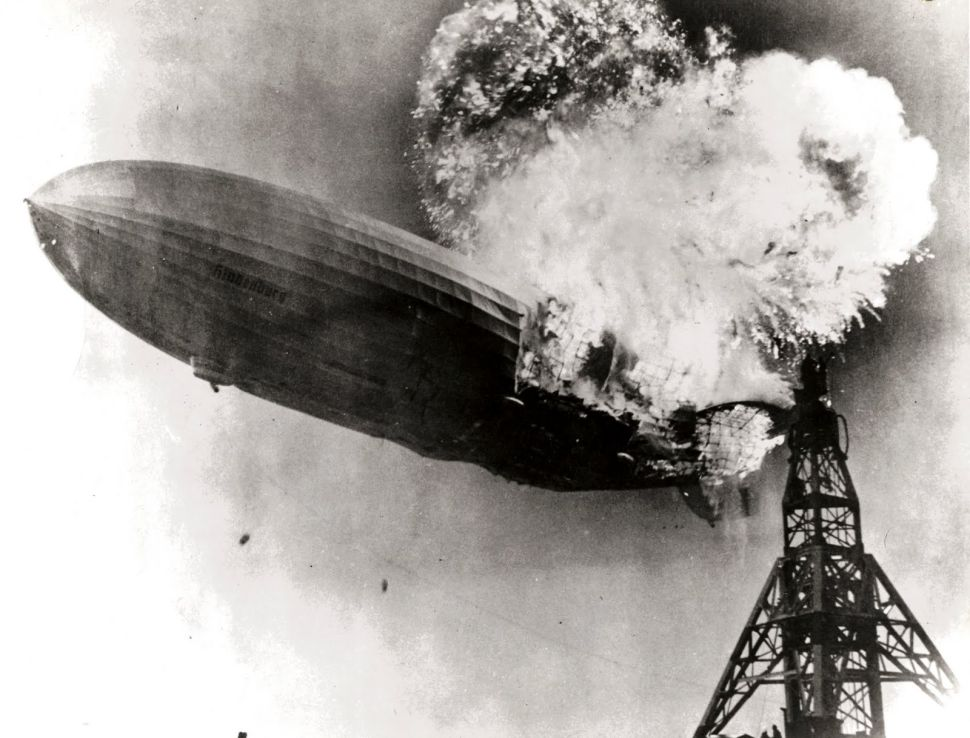 This Week in Tech History: First Spam Email, Hindenburg Explosion