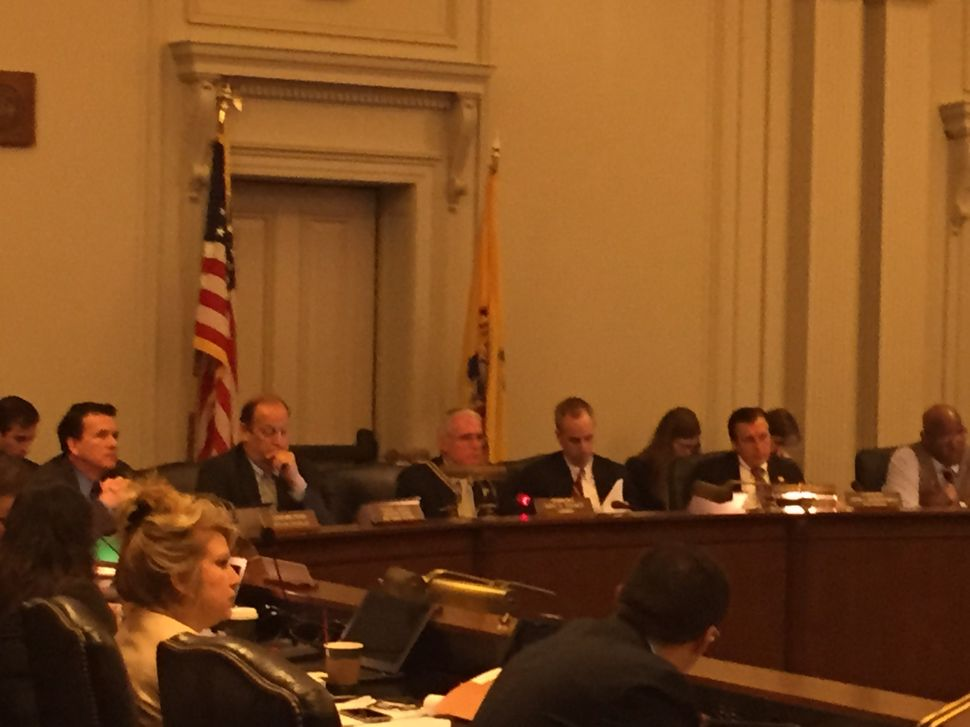 Budget Committee Grills DCA Commissioner on A.C. Takeover