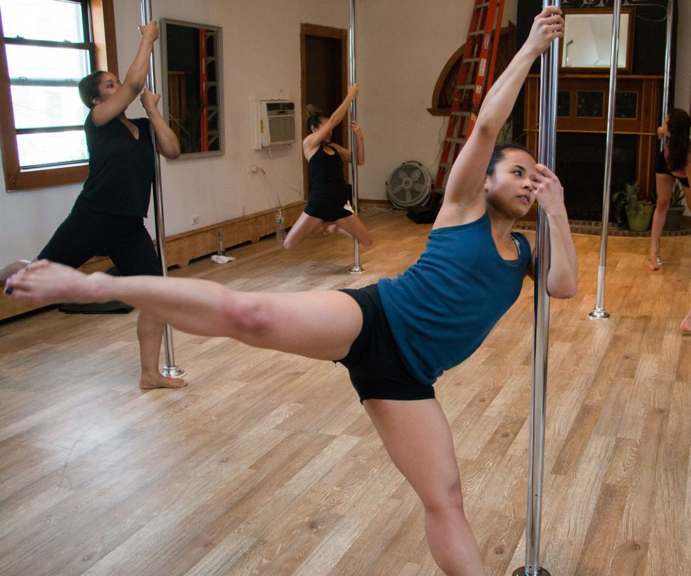 How This Brooklyn Pole Dancing Studio Champions Fitness Through Community