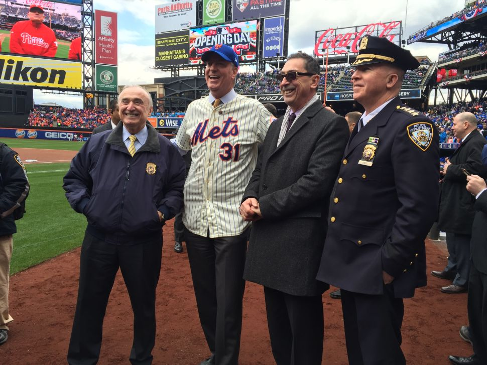 Third Time's Not a Charm: de Blasio Booed Again at Mets Game