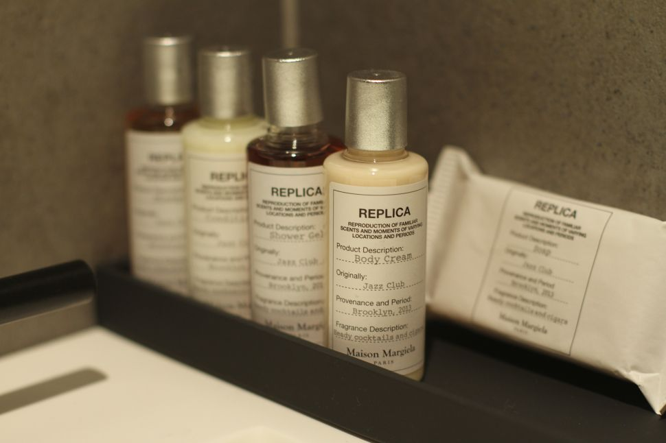 This Times Square Hotel Is Worth a Visit for Its Maison Margiela Bath Products