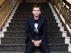 David Tennant at BAM Theater