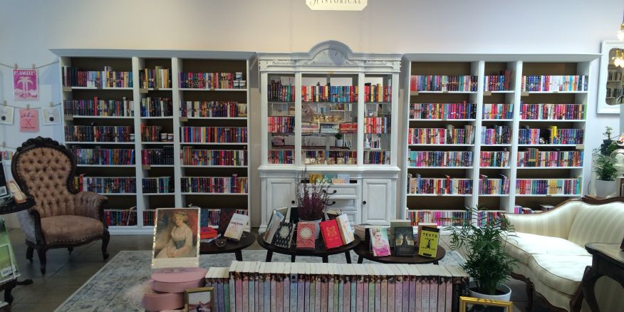 Fall in Love With The Ripped Bodice, The Only All-Romance Bookstore |  Observer