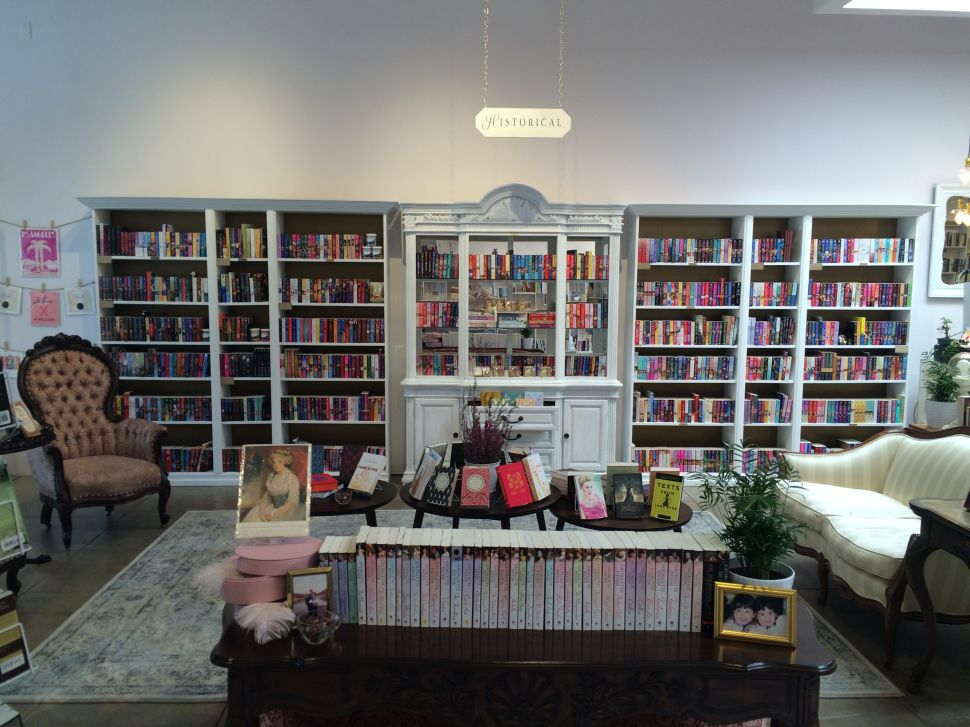 Fall in Love With The Ripped Bodice, America's Only All-Romance Bookstore