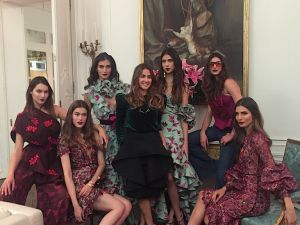 Johanna Ortiz presentation at Paris Fashion Week