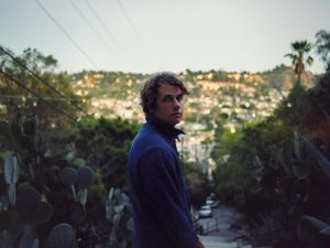 "Morby's newest, ""Singing Saw,"" was largely inspired by walks around his neighborhood in LA"