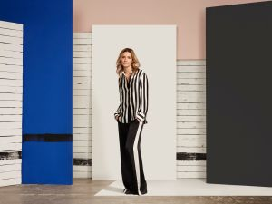 A multitude of stripes from La Ligne