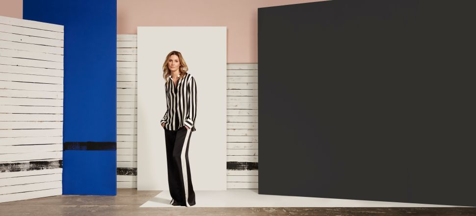 Obsessed With Stripes? This Line From Ex-Vogue Editors Is Perfect for You
