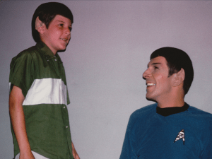 For the Love of Spock.