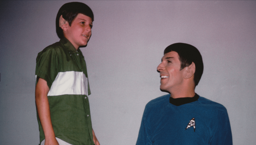 Dispatches From Tribeca Film Festival: 'For the Love of Spock' Director Adam Nimoy