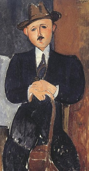 Swiss Officials Seize Modigliani, Artist Deported After Destroying Passport—and More