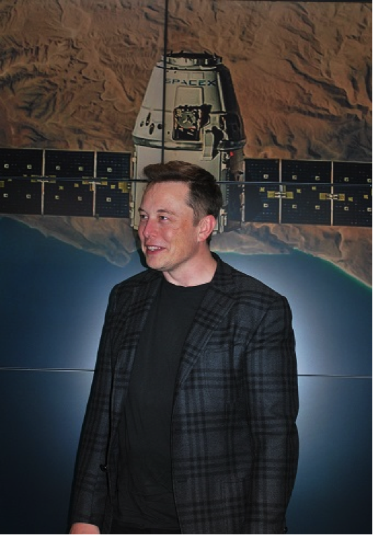 Elon Musk Says SpaceX 'City on Mars' Will Be Announced in Guadalajara, Mexico