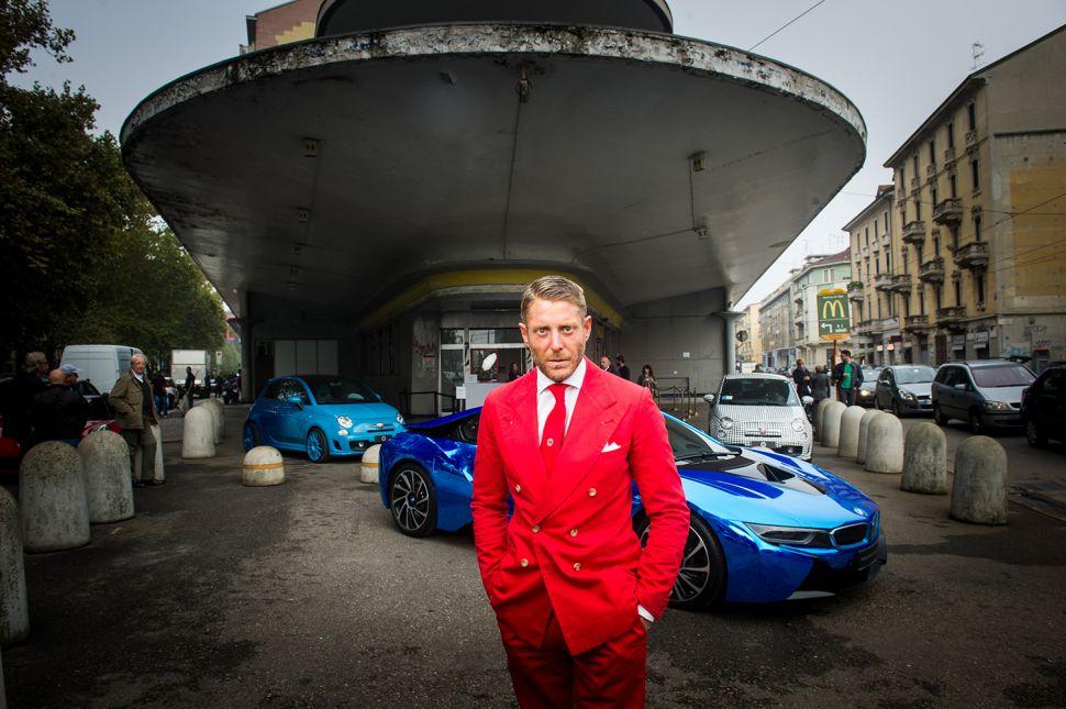 Nobody Can Stop Billionaire Entrepreneur Lapo Elkann