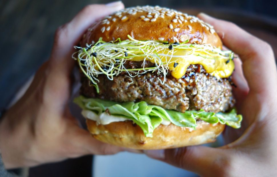 It's Burger Time in L.A.