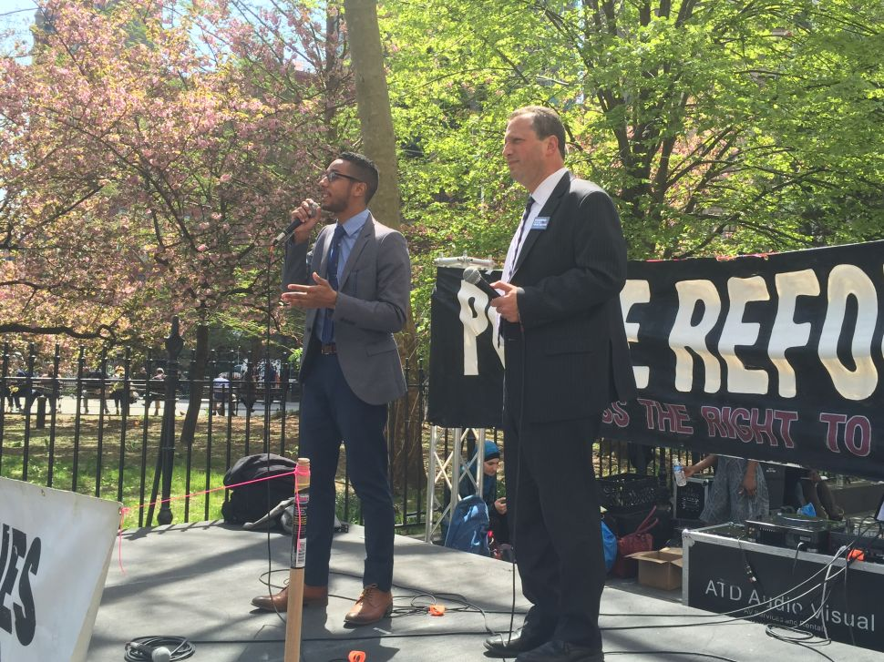 Advocates Renew Push to Pass Police Reform Bills Stalled in City Council