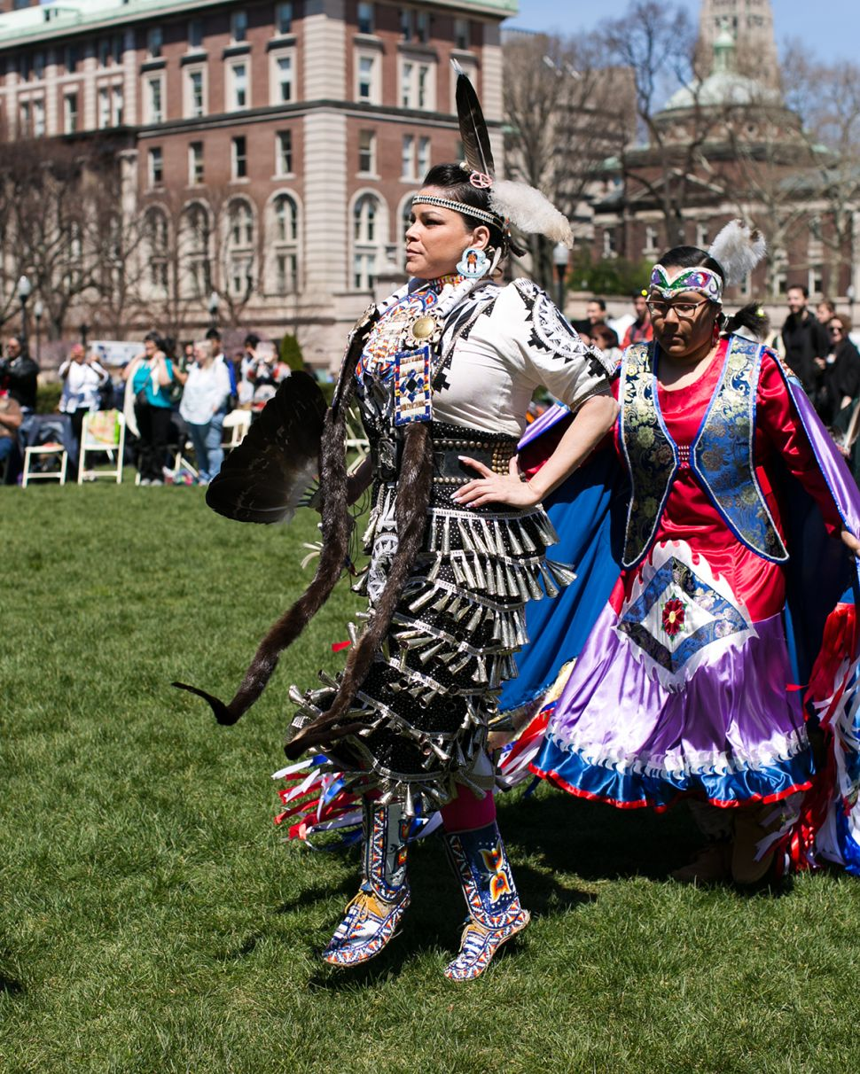 City Council: The Powwow Comes to Columbia University