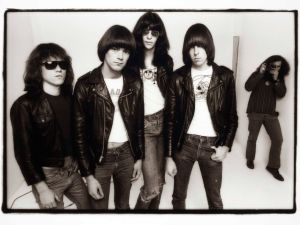 The Ramones.