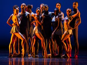 Return, performed by the Dance Theatre of Harlem.