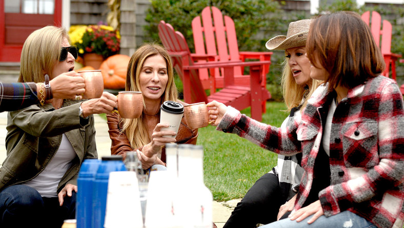 'Real Housewives of NYC' Recap 8×04: BBQ, Brunch or Bust
