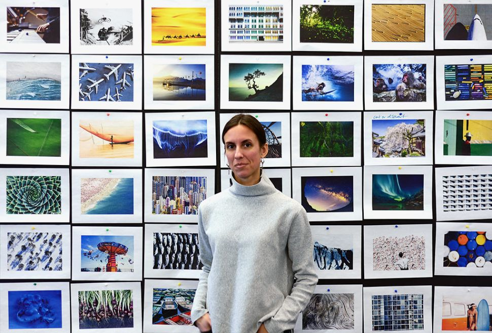Jobs Report: How Shutterstock Curator Robyn Lange Spends Her Day