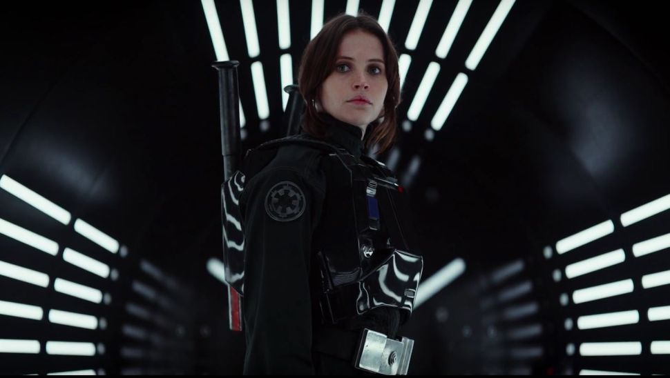 'Rogue One' Trailer Ends Devastating Star Wars Drought