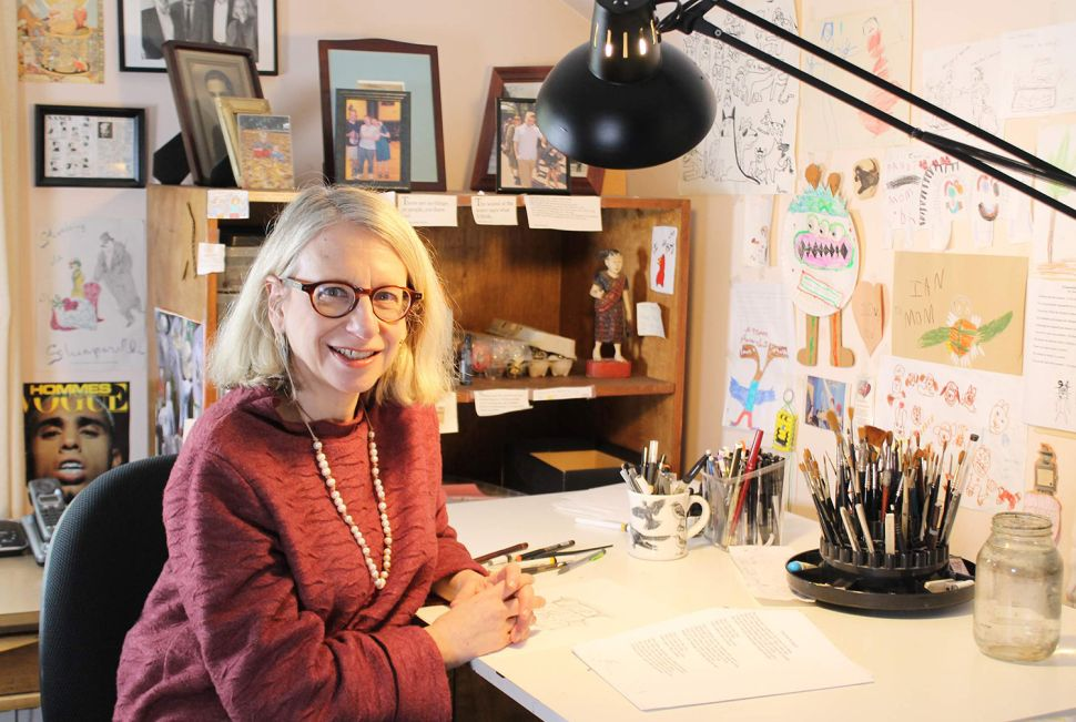 Roz Chast's Dark Humor at The Museum of the City of New York