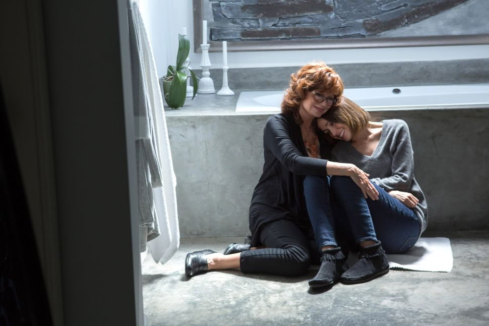 In 'The Meddler,' Sarandon Takes on One of Her Most Endearing Roles in Years