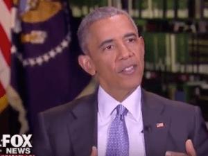 """President Obama """"Fox News Sunday"""""""