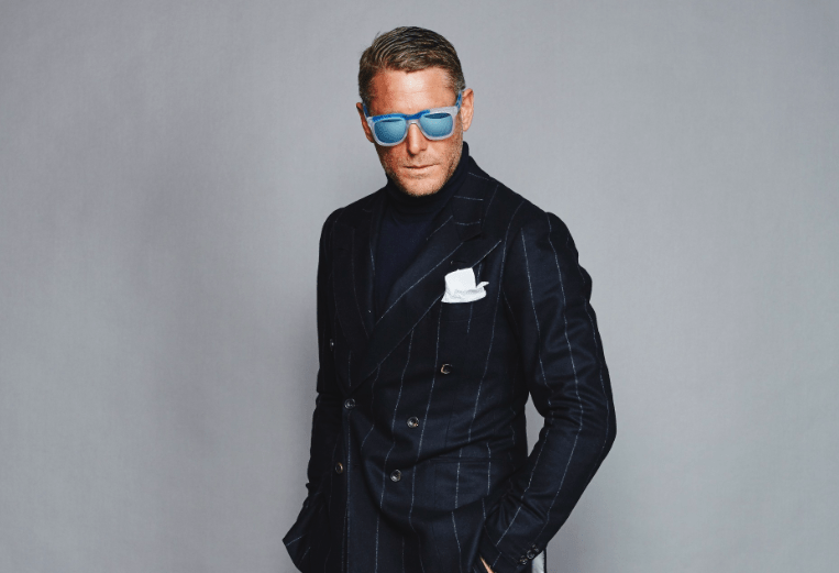 Lapo Elkann Dreams Big Dreams Like The Rest Of Us