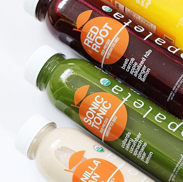 Now New Yorkers Have Their Own Customized Juice Cleanse